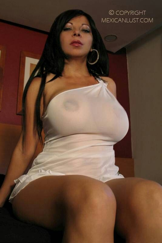 Hot naked mexican babe